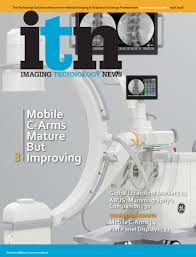 April 2018 Imaging Technology News