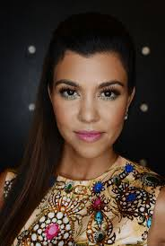 kourtney kardashian i m not wearing a bright lip for two years stylecaster