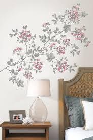 cherry blossom wall art bedroom