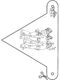 Knutselen Kleurplaten Nl Zaanse Huisjes Debouwplaat Jouwweb Nl