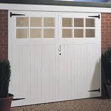 Bq It Kitchen Doors Side Hung Garage Door Pair H1981mm W2134mm Departments