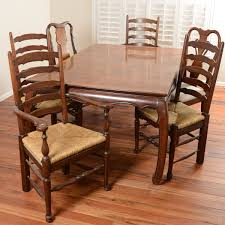 dining room furniture charming asian. Asian Inspired Dining Room Table With Chairs : EBTH Furniture Charming H