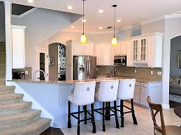 Before Kitchen Cabinet Painting Cabinet Painting