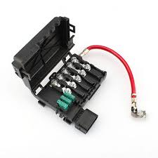 battery new terminal fuse box holder for vw jetta golf mk bora battery new terminal fuse box holder for vw jetta golf mk4 bora