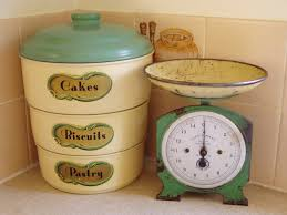 Retro Kitchen Accessories Vintage Kitchen Things Cake Tins And Scales That Were My N Flickr