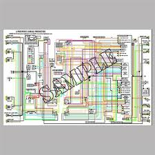 wiring diagram bmw r50 5 r60 5 r75 5 1970 1971