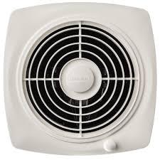 Broan 509 Through Wall Fan 180 Cfm 6 5 Sones White Square