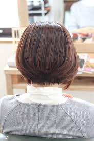 大人の前下がりボブ 神戸三宮の美容室 Kiki Kobe
