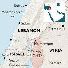 Risultati immagini per israel attacks syria