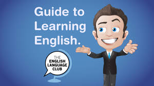 guide to learning english english language club