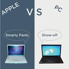 mac vs pc comparison essay
