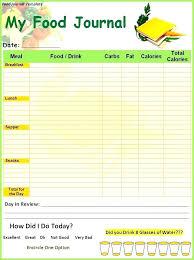 Daily Journal Template Sample Planner Best Calendar Templates