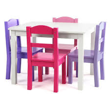 Chair Set Kids Table And Sets On Sale Toddler Stools Girls White Chairs For Children Activity
