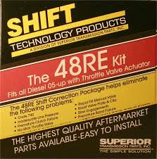 48re shift correct kit package competitor s price 79 95