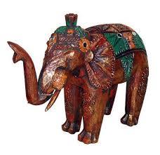 Деревянная <b>статуэтка</b> 'Слон индийский' 28х24см | Слон ...
