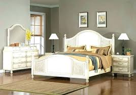 Rustic White Bedroom Set White Distressed Bedroom Furniture White ...