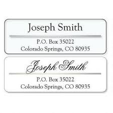 silver address label premium address labels mailing labels colorful images