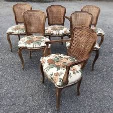 image is loading set of 6 italian french louis xv double