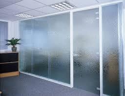 hinged framed swing glass door slider 2