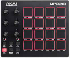 <b>MIDI</b>-<b>контроллер Akai Pro</b> MPD218, MPD218 — купить в интернет ...