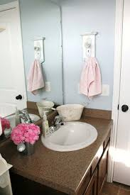 diy bathroom decor ideas for teens towel hanger best creative cool bath decorations