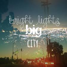 Quotes About Bright City Lights 22 Quotes