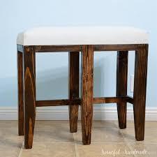 bar stool bench. Upholstered Bar Stool Benches Bench