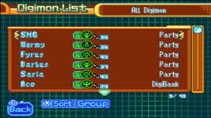 Digimon World Dawn Digivolution Chart Digimon World Dawn Tutorial How To Dna Digivolve
