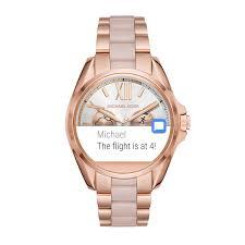 women s watches watches for women house of fraser michael kors access mkt5013 ladies bracelet smart watch