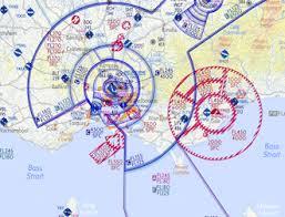 Australia Vfr Chart 500k Flyermaps
