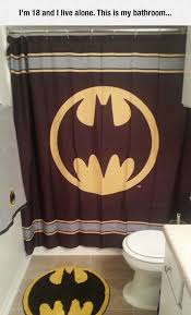 cool batman bathroom rug the bat room meta picture