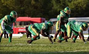 Lydell Simon 2015 Football Kentucky State University