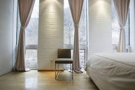 Modern Bedroom Curtains Contemporary Modern Bedroom Curtains Treatments Pool The Long