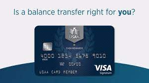 It offers credit cards with rewards, special rates for qualifying military members and often low annual percentage rates. Balance Transfer Offers And Balance Transfer Credit Cards Usaa