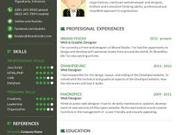 Ozov Free Template For Resume Resume Buil Resume Builder Free