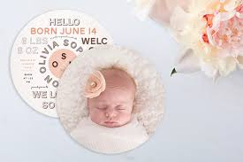 Sample Baby Announcement Unique Baby Girl Birth Announcements