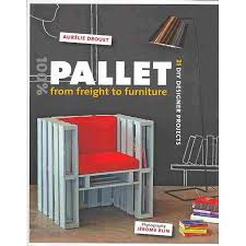 Image Loose Joints 100 Pallet From Freight To Furniture 21 Diy Designer Projects Walmartcom Rosa Beltran Design 100 Pallet From Freight To Furniture 21 Diy Designer Projects