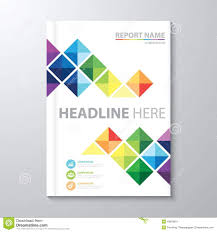 Free Report Cover Page Template Annual Report Cover Design Template Cover Pinterest Annual 1