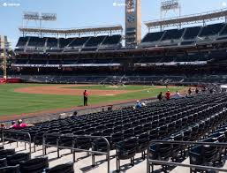 Petco Park Seating Chart Field Box Petco Park Section 118 Seat Views Seatgeek