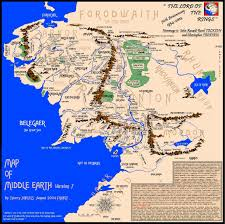 image  mapofmiddleearthversion  the one wiki to rule