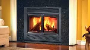 prefab fireplace doors on starting at w free majestic prefabricated zero clearance