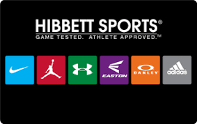 Hibbett Sports Gift Card Balance | GiftCards.com
