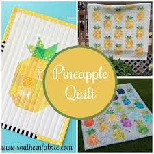 Pineapple Quilt   Southern FabricSouthern Fabric & Maybe you can make the quilt, take a nice picture and then I will have even  more lovely quilts to look at. Go HERE to get a free pineapple quilt pattern . Adamdwight.com