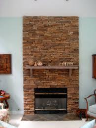 Brick Fireplace Mantel Red Brick Fireplace Mantel