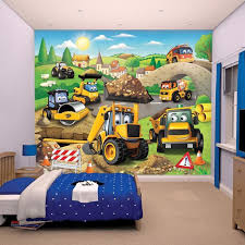 Awesome Wall Murals For Kids Photo Ideas ...