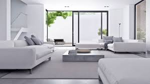 Low Living Room Furniture Inspiring Minimalist Interiors With Low Profile Furniture