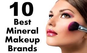 best makeup brands. top 10 best mineral makeup brands