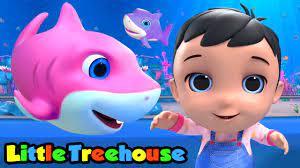 Cá mập con   Ca nhạc thiếu nhi   Vần điệu trẻ   Little Treehouse Vietnam