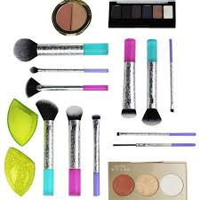real techniques you glow makeup brush gift set super