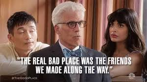 Friends Bad - Gifs Made Way We Share Gif Realbadplace Real Friendswemadealongtheway Along The Teddanson Place Discover amp;